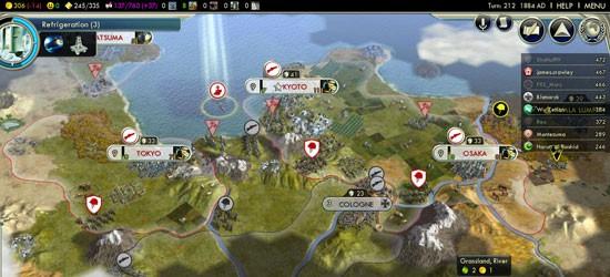 Civilization V на Mac уже скоро