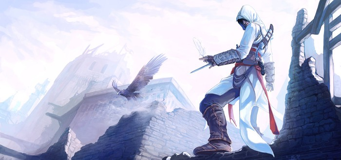 Игровое искусство: серия Assassin's Creed