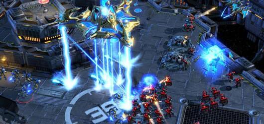 Blizzard банит читеров в одиночной кампании StarCraft II