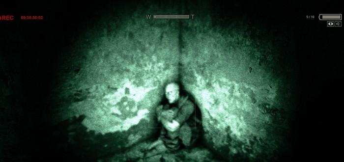 Outlast: анонсирован первый DLC
