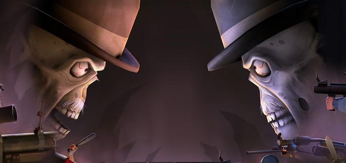 Хэллоуинский апдейт Team Fortress 2