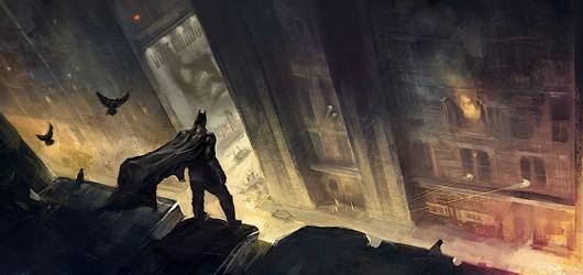 Новые скрины Batman: Arkham City