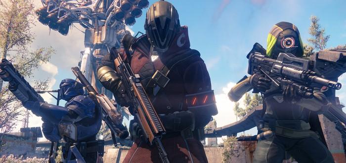 Видео Destiny: кастомизация техники, оружие и социальные особенности