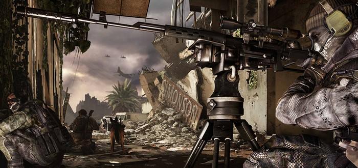 Сюжетный трейлер режима Extinction в Call of Duty: Ghosts