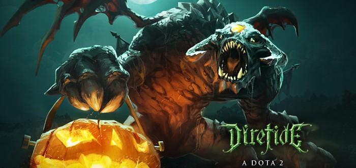 [UPD] Отсутствие эвента по случаю Хэллоуина значительно изменило оценку Dota 2 на Metacritic