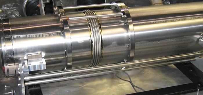 MIT собрала охотника на темную материю из ускорителя частиц