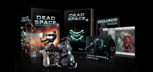 Содержание коллекционного издания Dead Space 2