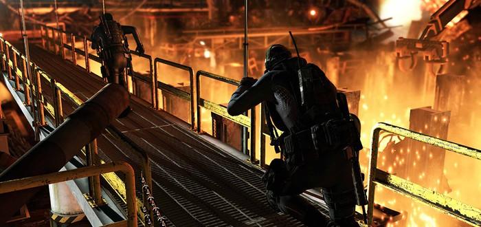 25 минут геймплея Call of Duty: Ghosts в режиме Extinction