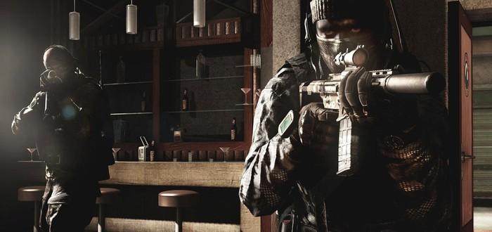 Call of Duty: Ghosts уже взломана