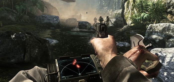 У Call of Duty: Ghosts самый низкий рейтинг в серии