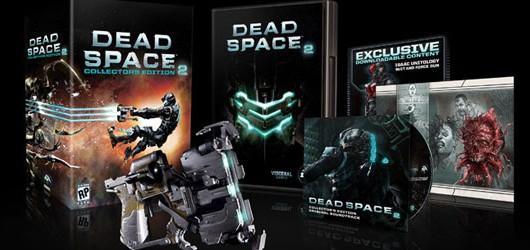 Коллекционное издание Dead Space 2 – теперь официально