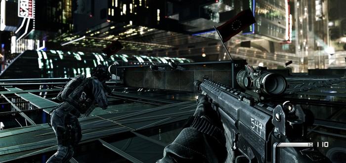 Call of Duty: Ghosts требует постоянного подключения к сети на Xbox One?