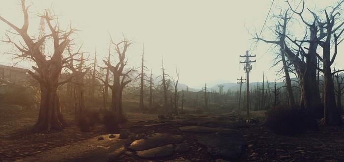 Запущен тизер-сайт Fallout 4?