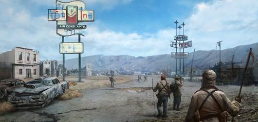 Прохождение Fallout: New Vegas. Часть 1