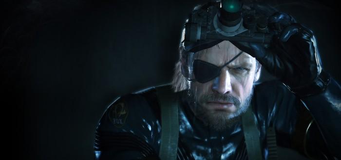 Геймплейный трейлер эксклюзивной для PS4 миссии MGS: Ground Zeroes