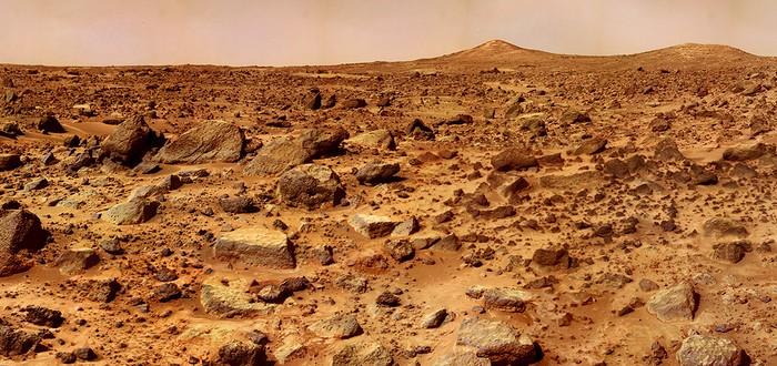 Эволюция Марса