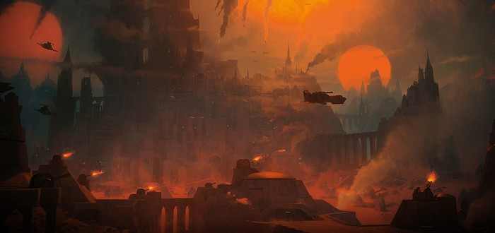 Дневник разработчиков Warhammer 40000: Eternal Crusade