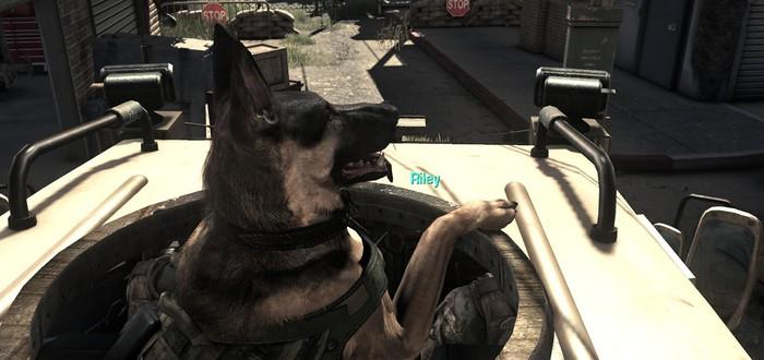 Массовое хакерство в Call of Duty: Ghosts