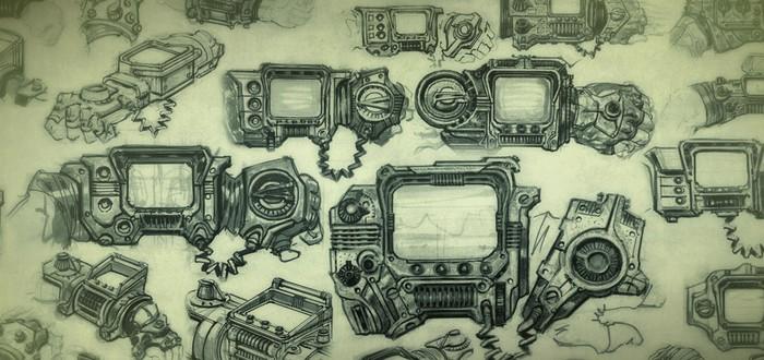 Fallout 4 на tumblr оказался фейком