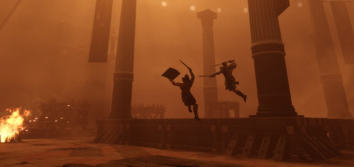 Ryse: Son of Rome получил 4.5 из 5 в Xbox One