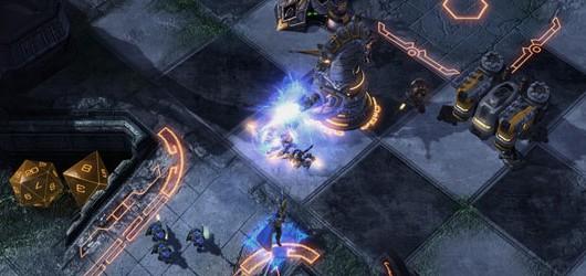 Дополнительный контент StarCraft II до релиза Heart of the Swarm