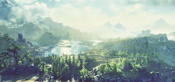 Премьера трейлера The Witcher 3 на VGX