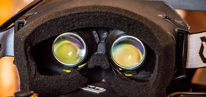 Игра для Oculus Rift исправляет зрение