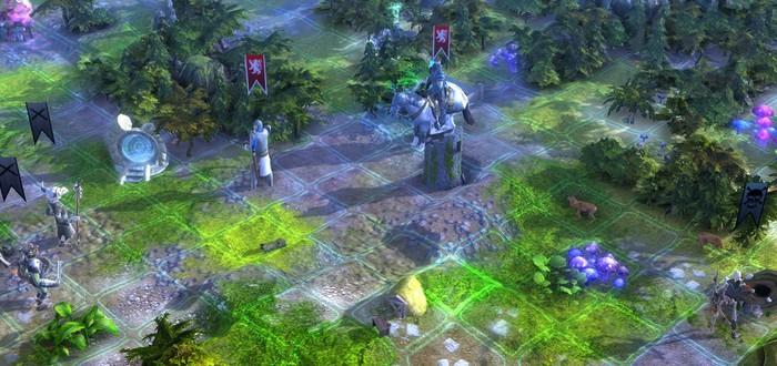 Worlds of Magic откладывается до 2014-го, новые скриншоты