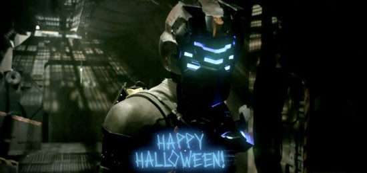 Айзек желает вам хорошего Хэллоуина