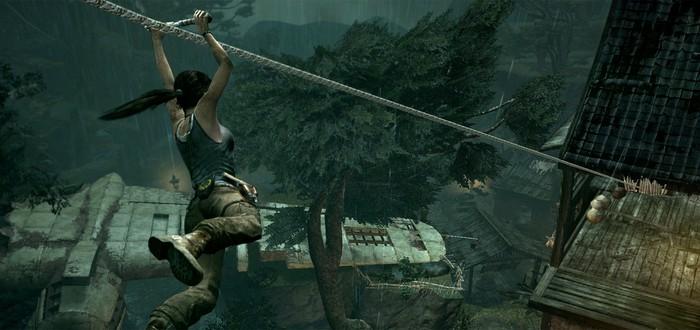 Анонс Tomb Raider: Definitive Edition для PS4 и Xbox One