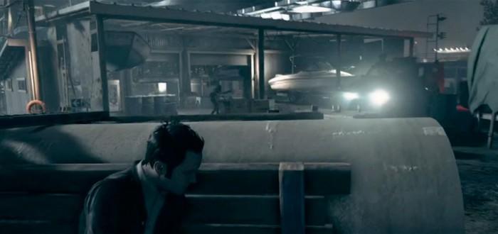 Геймплей Quantum Break на VGX