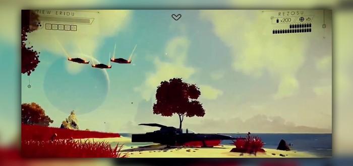 VGX 2013 премьера – No Man's Sky
