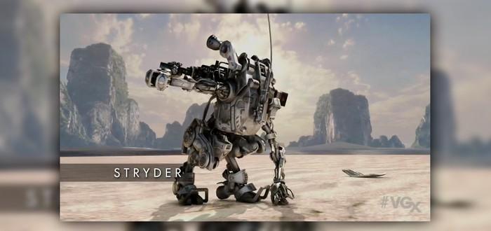 VGX 2013: Страйдер – еще один титан Titanfall