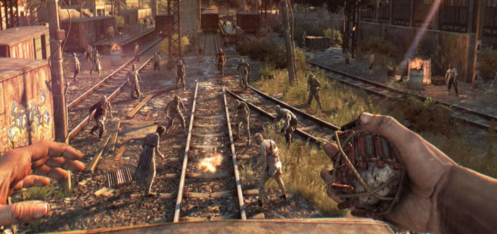 Геймплей Dying Light на PS4
