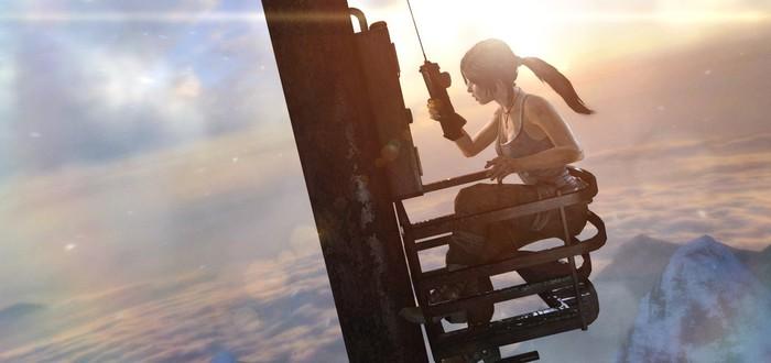 Tomb Raider на Xbox One работает в разрешении 1080p