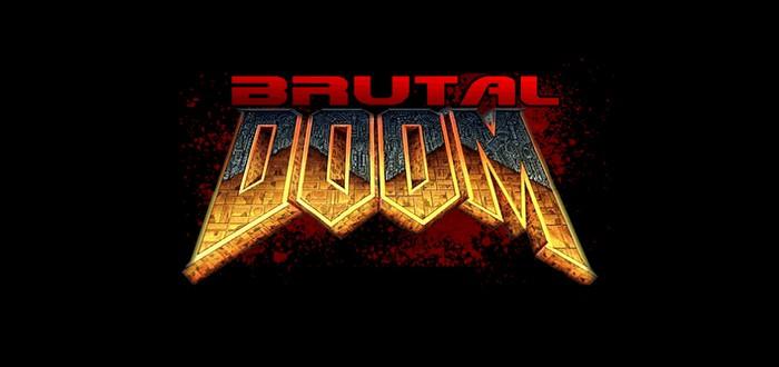 Брутальный Doom