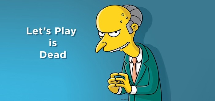 Конец эпохи Let's Play'ев на YouTube...?