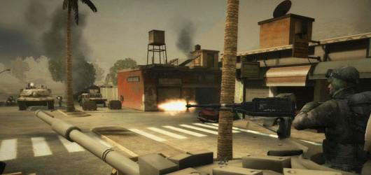 Анонс Battlefield Play4Free + трейлер