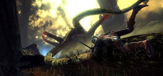 Разработчики The Witcher 2 о движке