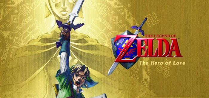 Hyrule Warriors - спин-офф Legend of Zelda
