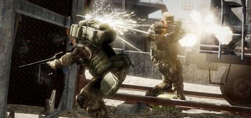 Новые карты Battlefield: Bad Company 2