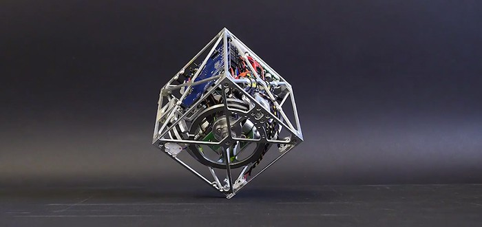 Cubli – куб, который смог