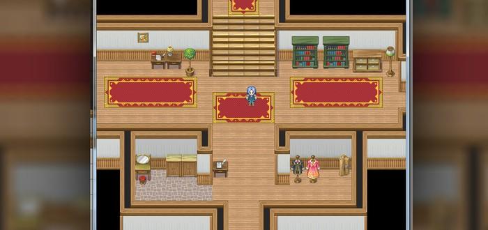 Gone Home в виде 16-битной Японской классики