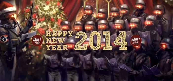 В Новый Год стрим идет! Special Holiday Stream Season
