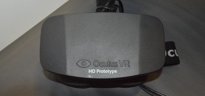 Новую версию Oculus Rift покажут на CES 2014