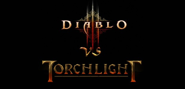 Diablo III vs. Torchlight