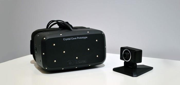 Джон Кармак разрабатывает игры для Oculus Rift