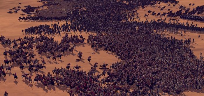Новый патч Total War: Rome 2 v8.1 добавляет агрессивный, тактический ИИ