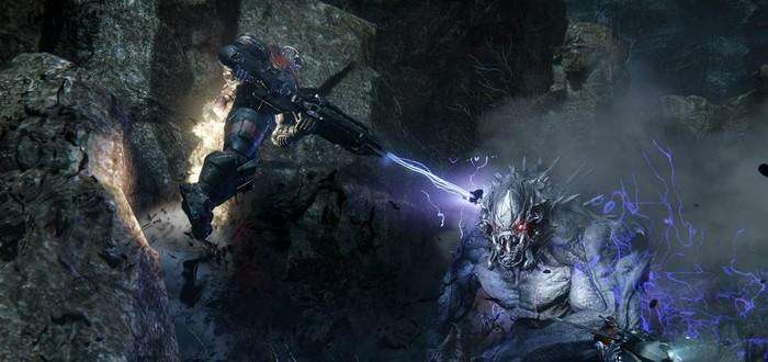 Новые скриншоты Evolve
