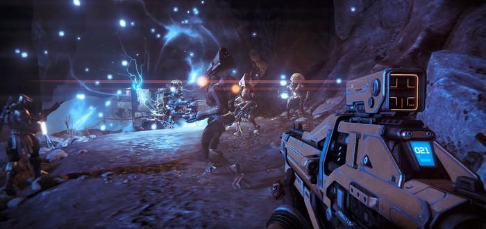 Новые скриншоты Destiny